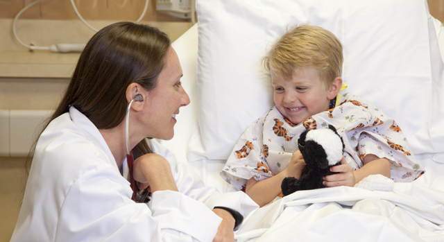 Urgent Care for Infants and Children